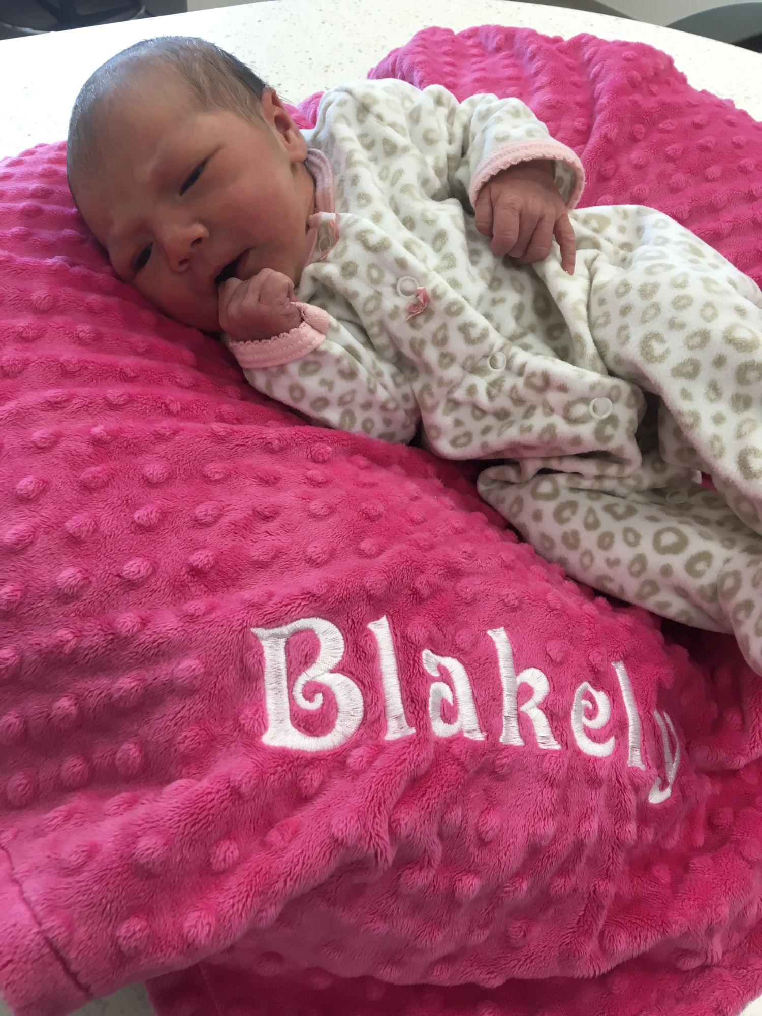 Blakely Jake-Louise
